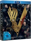 VIKINGS - SEASON 5 - VOLUME 1 - 3 DISCs - UNCUT!