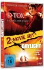 D-Tox - Im Auge der Angst / Daylight - 2 Filme  DVD/NEU