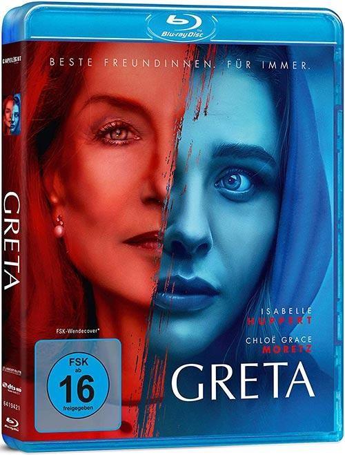 Greta (Blu-ray) Chloe Grace Moretz
