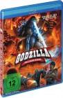 Godzilla: The Legend begins  BLU RAY