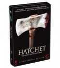 Hatchet - Special Edition  -UNCUT- Steelbook