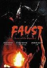 FAUST - LOVE OF THE DAMNED [DVD] Horror