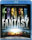 Final Fantasy Bluray