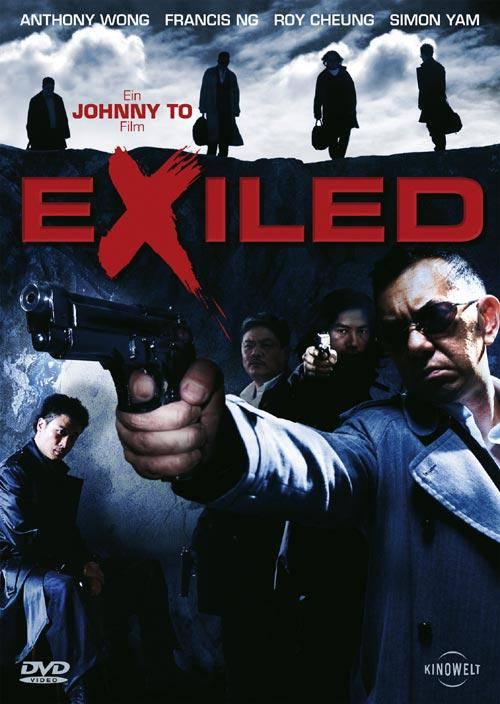 Exiled / DVD NEU OVP uncut