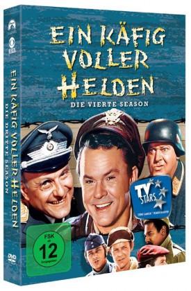 Ein Käfig Voller Helden Staffel 4 Dvd Filmundo