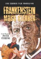 Frankenstein muss sterben HAMMER-Produktion Peter Cushing !