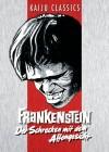 Frankenstein-Der Schrecken mit dem Affengesicht im Metalpak