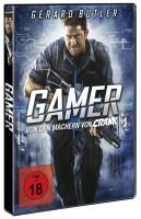 Gamer - Gerard Buttler - FSK18 DVD