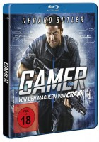 Gamer - Gerard Butler, Michael C. Hall - Blu Ray