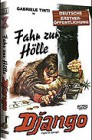 Fahr zur Hölle, Django DVD (große Hartbox, X-Gabu, X-Rated)