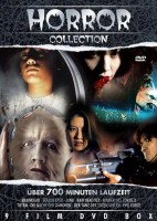 Horror Collection - Leder Edition - 9 Filme . Horror - DVD!!