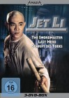 Jet Li - 3-DVD-Box: Last Hero / The Swordmaster / Schrift de