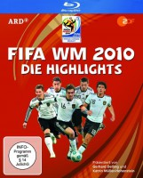 FIFA WM 2010 - Die Highlights Blu-ray NEU/OVP