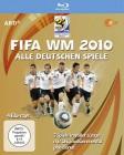 FIFA WM 2010 - Alle deutschen Spiele  4 Blu-ray's/NEU
