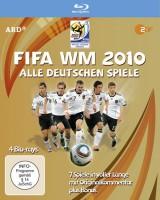 FIFA WM 2010 - Alle deutschen Spiele - Blu-ray NEU