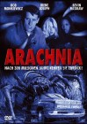 Arachnia ( Riesenspinnen , Tarantula ) - DVD - FSK 12