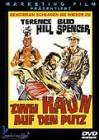 Zwei hau'n auf den Putz - Spencer/Hill  DVD/NEU/OVP