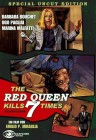 The Red Queen kills 7 times - Die rote Dame - Cover A