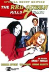 The Red Queen kills 7 times - Die rote Dame - Cover B