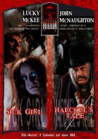 Sick Girl / Haeckel's Tale  ... DVD !!! ... FSK 18