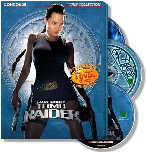 Lara Croft: Tomb Raider - Cine Collection