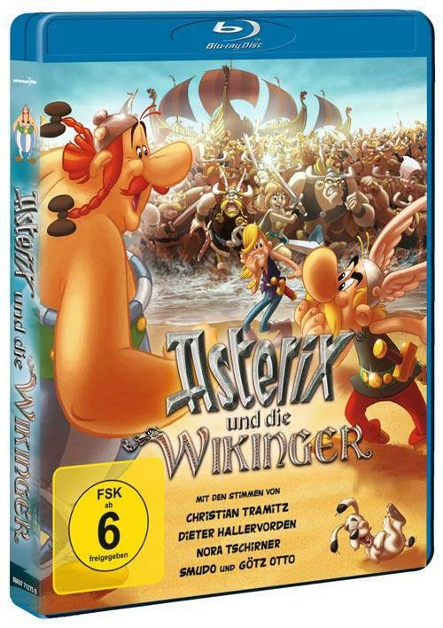 Asterix und die Wikinger Blu-ray