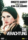 Le mépris -Die Verachtung-Brigitte Bardot -GODARD- Klassiker