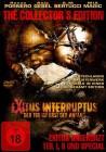 Exitus Interruptus - Teil 1+2  - uncut - 3 DVDs NEU/OVP