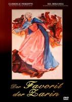 Der Favorit der Zarin - Gabriele Ferzetti, Isa Miranda - DVD