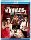 2001 Maniacs 2 - Lin Shaye, Bill Moseley - Blu Ray