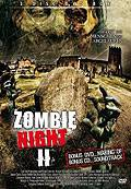Zombie Night II - 3 Disc DVD Box UNCUT NEU