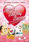 Love, Love, Love - Romantic Comedies Edition - 4 Filme - DVD