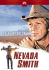 NEVADA SMITH  - DVD - STEVE Mc QUEEN - KLASSIKER + BONUS!!