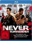 Never Surrender -- Blu-ray