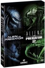Alien vs. Predator 1 & 2 - 2 DVDs