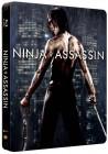 Ninja Assassin Bluray Steelbook