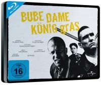 Bube, Dame, König, grAS - Quersteelbook