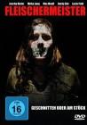 Fleischermeister - Geschnitten oder am Stück . Horror - DVD!