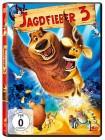 Jagdfieber 3 - neuwertige Kinder DVD Trickfiilm TOP