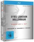 Stieg Larsson Millennium Trilogie - Blu-ray DirCut OVP