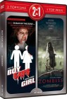 DVD 2:1 Double-Feature: Zombies / Boy eats Girl //wie neu