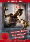 The Zombie Diaries + Dead and Deader + Ghost Lake - 3 DVDs