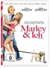 Marley & Ich - Jennifer Aniston + Owen Wilson - DVD