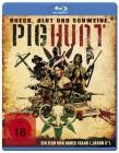 Pig Hunt - Dreck, Blut und Schweine  (Bluray)