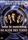 Who Is Watching - Im Auge des Todes ... Horror - DVD!  OVP !