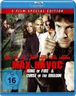 Max Havoc - Course of the Dragon / Ring of Fire,BluRay,NEU!!