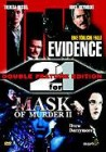 Double Feature Edition 2 for 1 - Evidence / Mask of Murder I