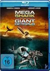 Mega Shark vs. Giant Octopus, BluRay,WIE NEU!!!
