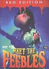 MEET THE FEEBLES - RED EDITION - NEU/OVP