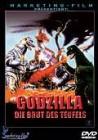 Godzilla - Die Brut des Teufels 83 Minuten UNCUT